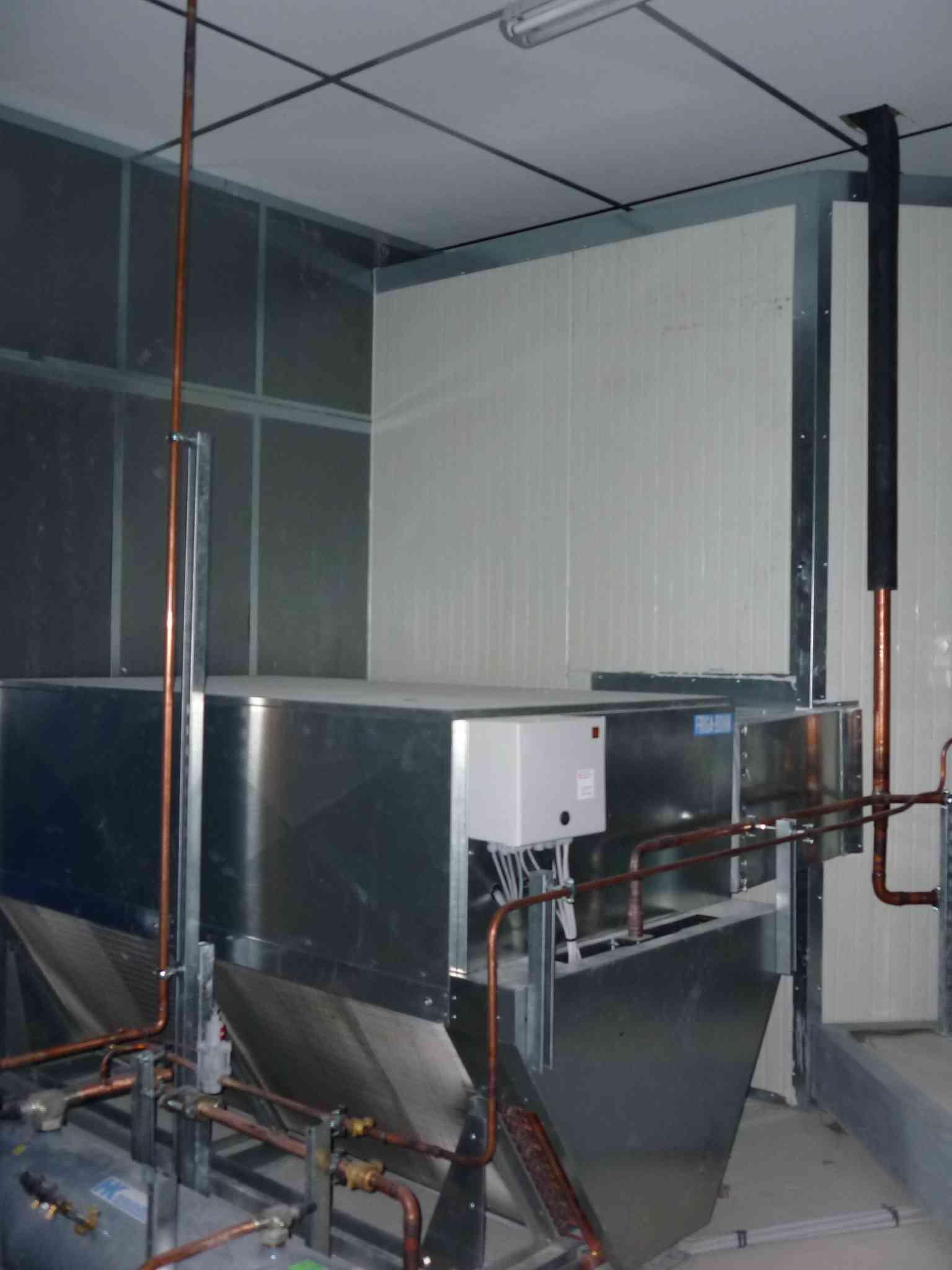 traitement acoustique aero intérieur