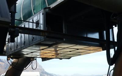 Capotage acoustique moteur – Télésiège Combloux (74)
