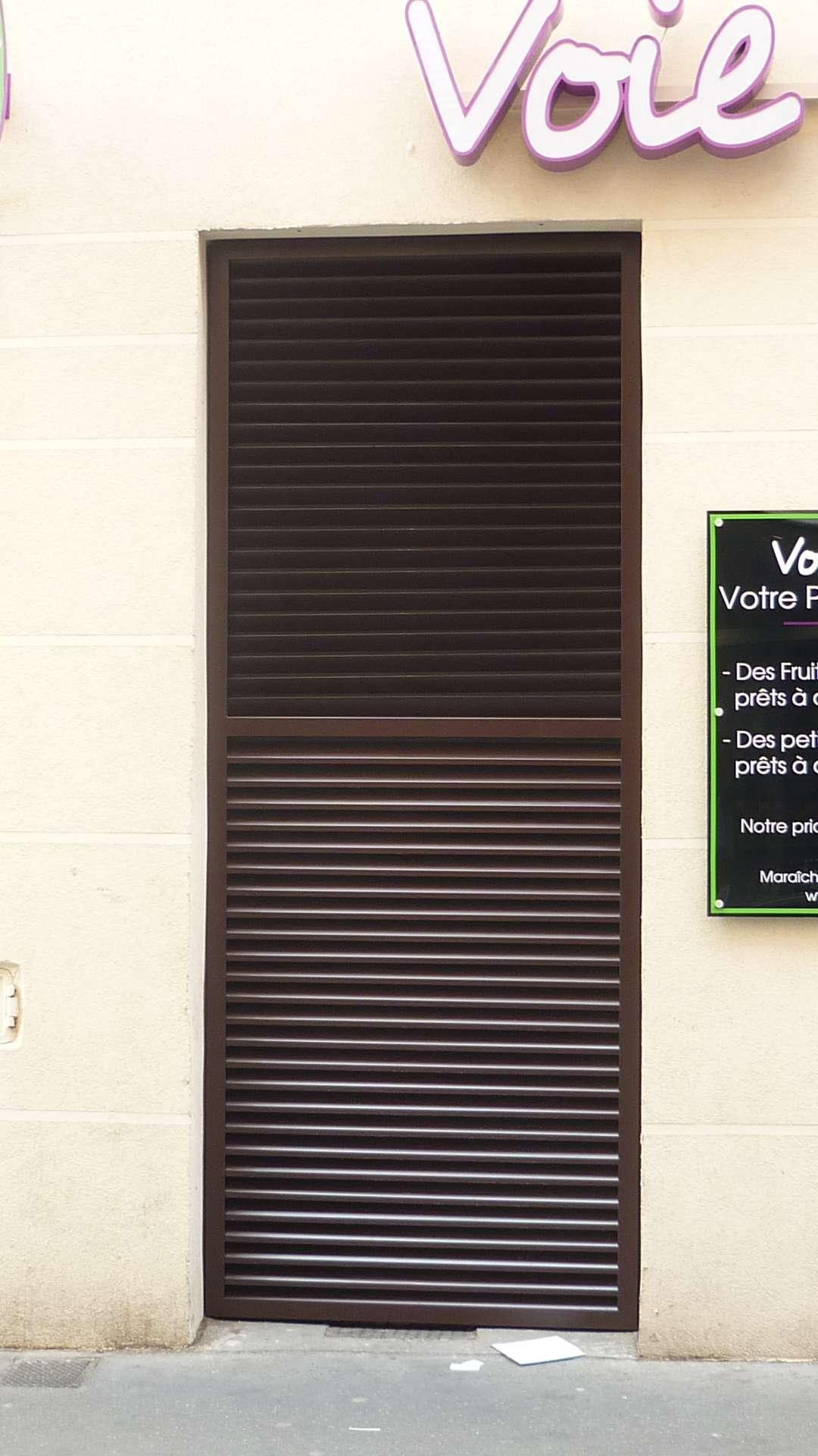 Grille acoustique grille de ventilation traitement - Grille de ventilation pour porte ...