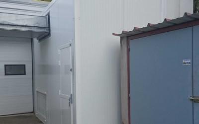 Traitements acoustiques – Site industriel Besançon (25)