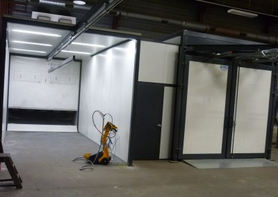 cabine de peinture thermolaquage4