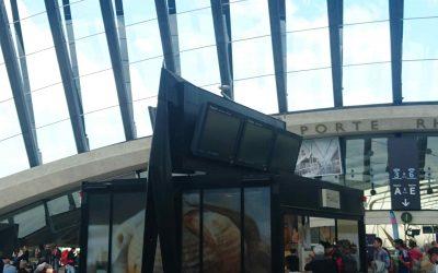 Boutique de restauration – Gare St Exupéry (69)